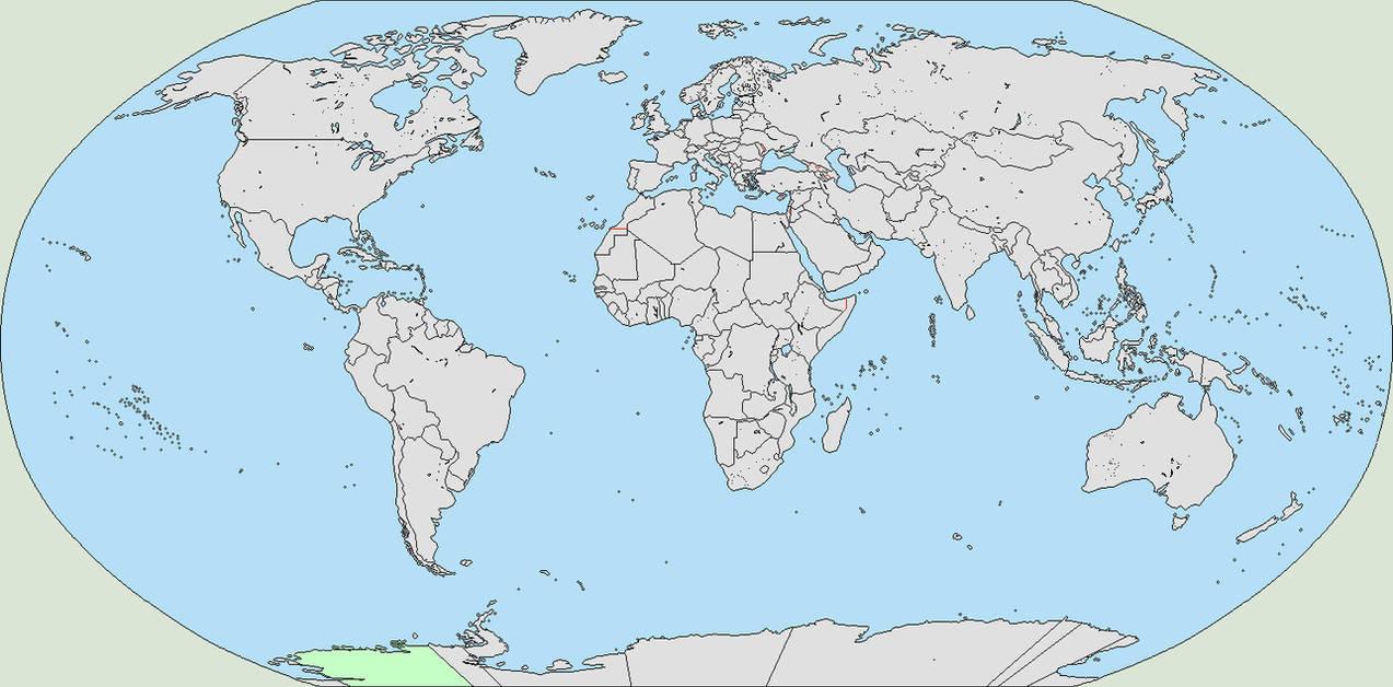 Worlda Like Wikipedia Blank World Map By Qwertyuiopasd1234567 On