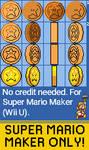 Super Mario Maker: Star Coin (SMB1/SMB3/SMW)