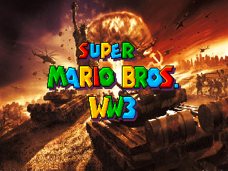 Super Mario Bros  World War 3 by qwertyuiopasd1234567 on
