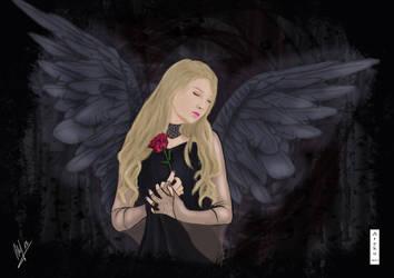 Dream Rose by arekusan