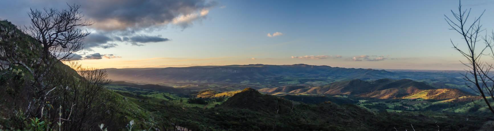 Serra da Canastra - Panorama