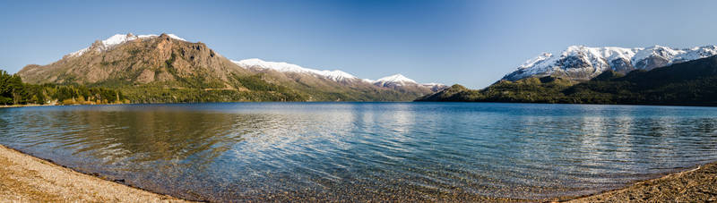 Bariloche - Lago Gutierrez - Panorama