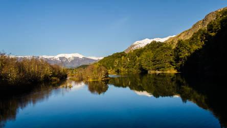 San Carlos de Bariloche - Rio Manso