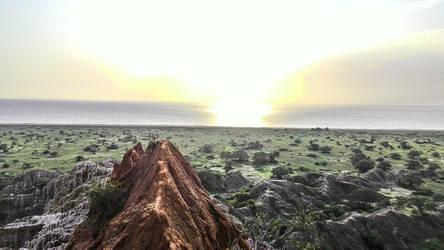Cellphone - Campo Lunar - Angola