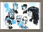 Sketchbook Dump 09