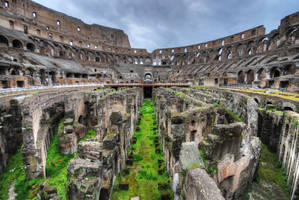 Colosseo by InspirationRealized
