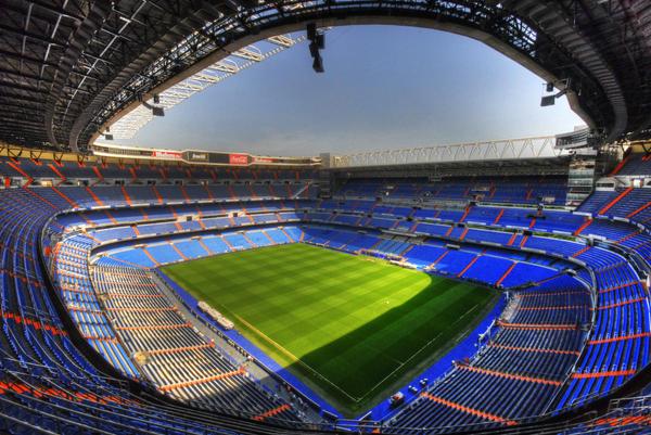 Santiago bernabeu stadium by inspirationrealized on deviantart for Puerta 6 santiago bernabeu