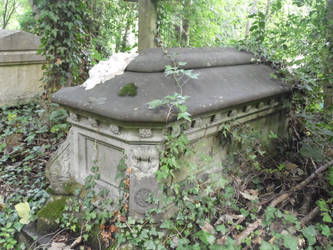 Arnos Vale Cemetery Bristol UK by MedusaTombStone