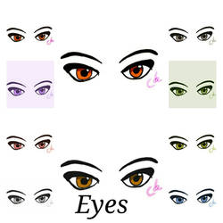 Eyes. Summary  by SparklyGirl1