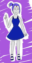 Cute Raven by SparklyGirl1