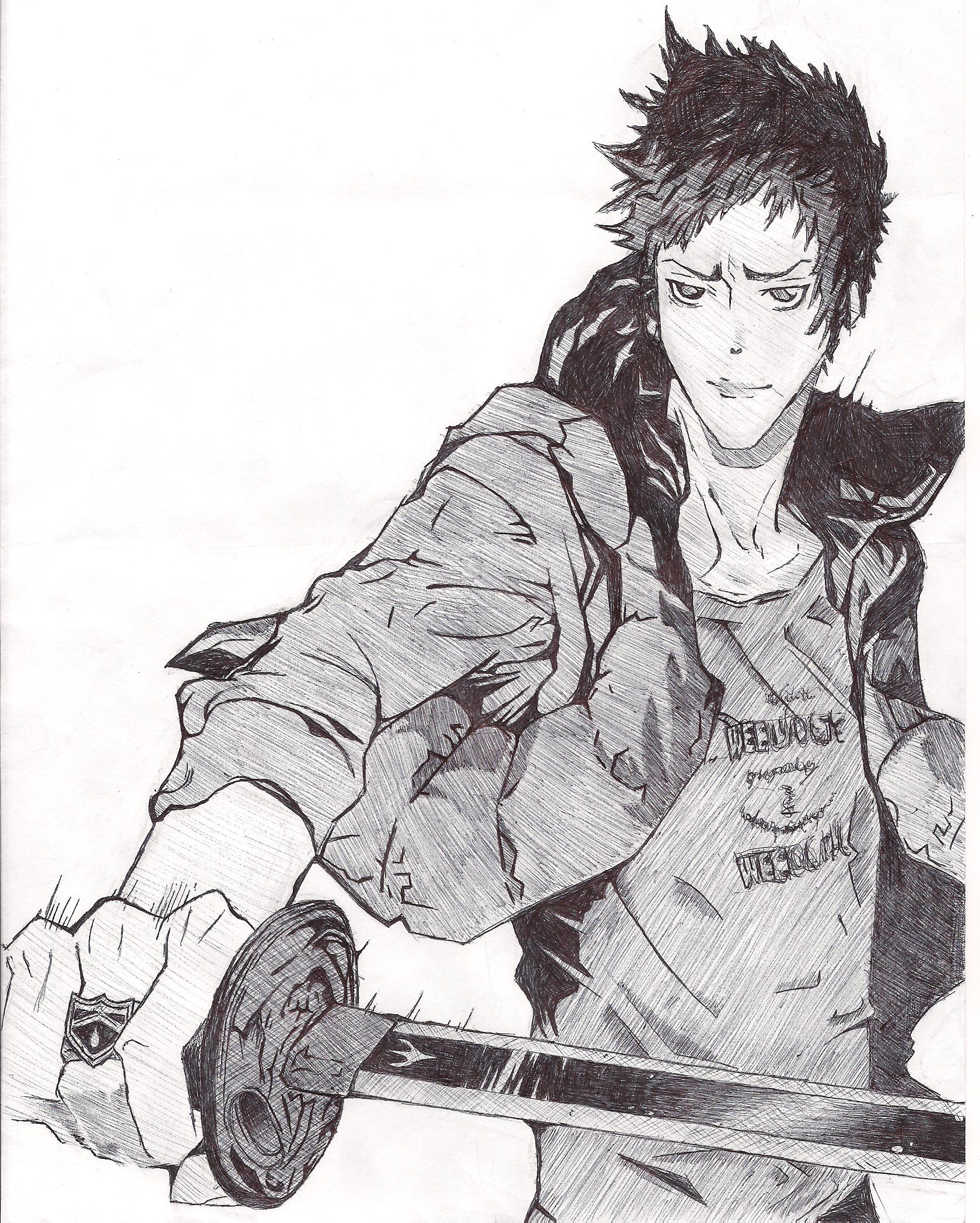 Hitman Reborn- Yamamoto by Niyazi93 on DeviantArt