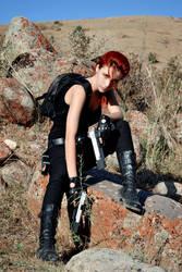 Lara Croft movie by elena-len