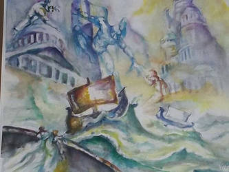 Zeus And Hades