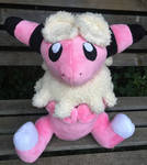 Large Flaaffy Plush FOR SALE