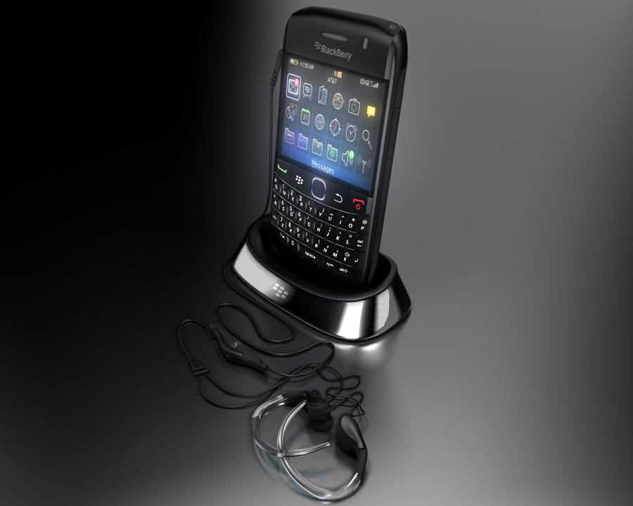 Blackberry Bold 9785 by GodSynthesis