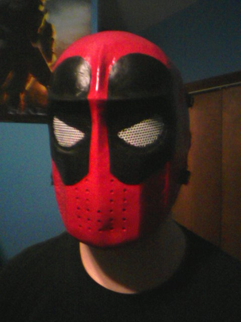 Deadpool Airsoft Mask by Deadpool7100 on DeviantArt