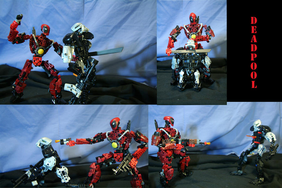 Deadpool Killing Spree!! by Deadpool7100