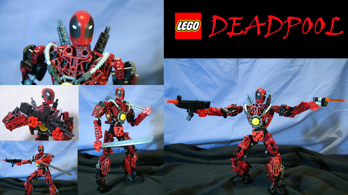 Deadpool by Deadpool7100