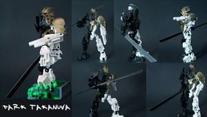 Dark Takanuva by Deadpool7100