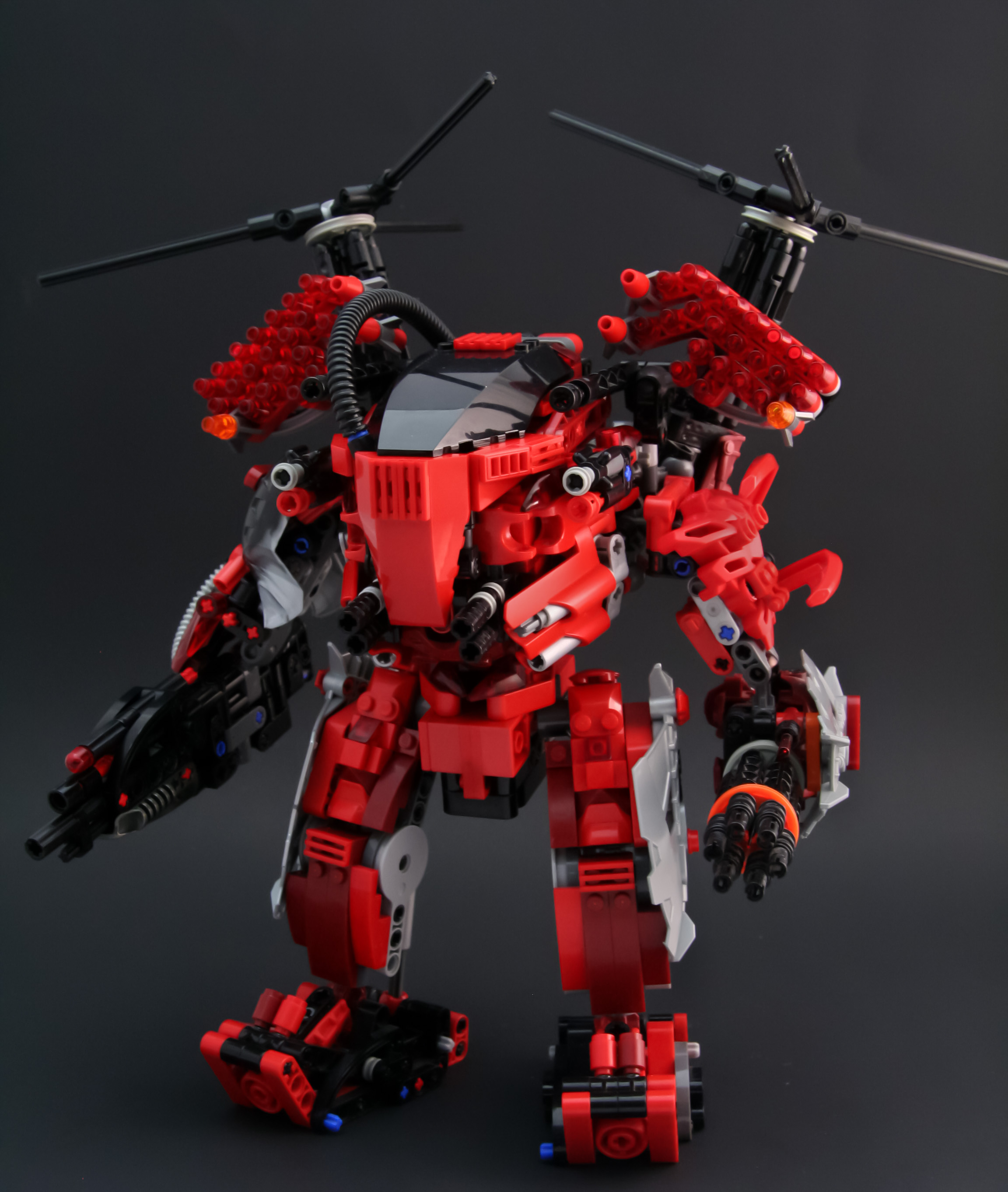 Devastator V3.7 by Deadpool7100