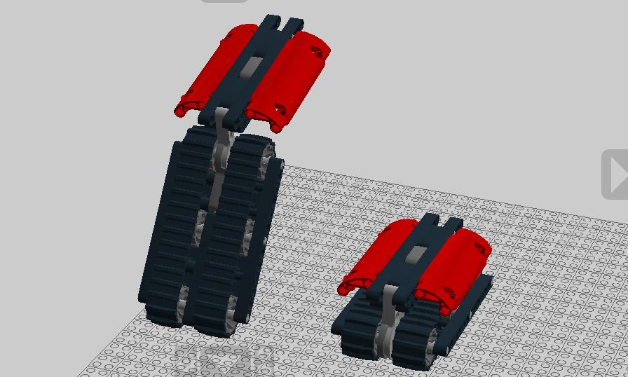 Mega tank prototype by Deadpool7100