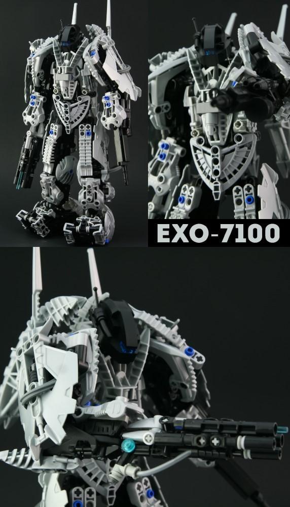 EXO-7100 by Deadpool7100