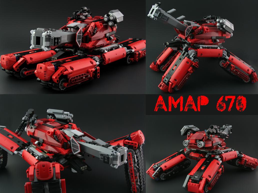 AMAP-670 by Deadpool7100