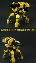 Artillery Concept #5