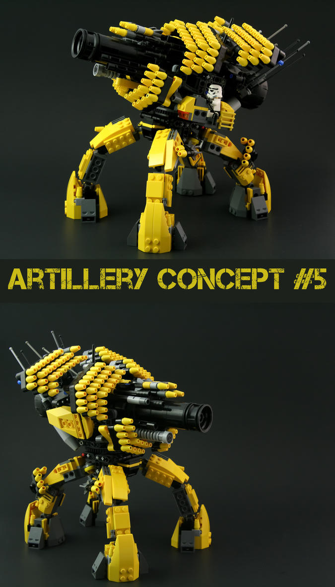 Artillery Concept #5 by Deadpool7100