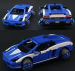 MagLev Lamborghini