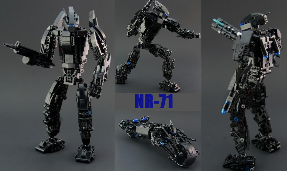 NR-71 v4.1 by Deadpool7100