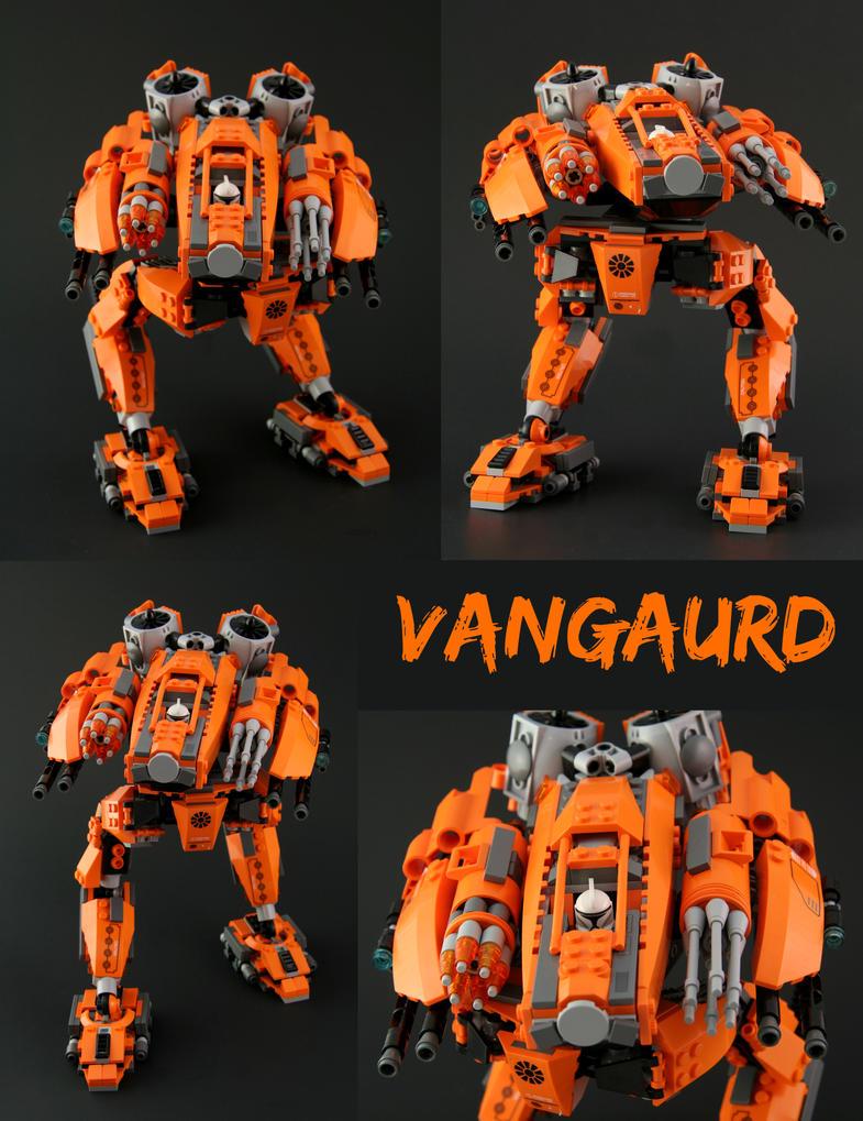 Vanguard by Deadpool7100