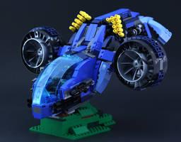 Cyclone VTOL by Deadpool7100