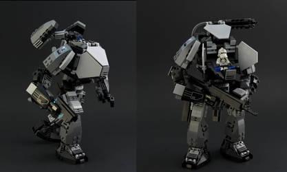 Lancer V1.5 by Deadpool7100