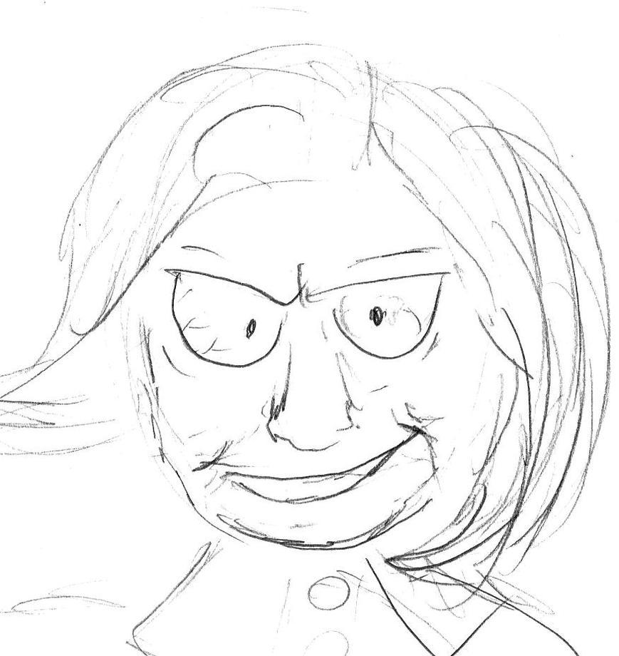 Hillary Clinton PHAILED by Fifi-ariadi