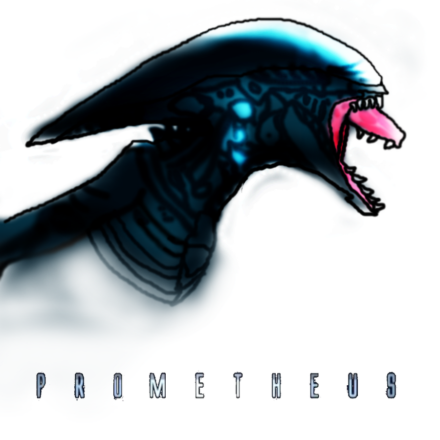 PROMETHEUS Proto-Xenomorph Alien by randomcharacterspace ...Xenomorph Queen Prometheus