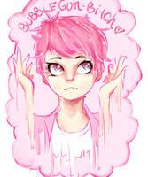 Bubblegum Bitch by Zensoko