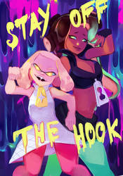 Stay Off The Hook by Zensoko