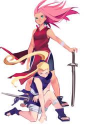 Naruto Cover Redraw