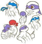 TMNT: Sketch