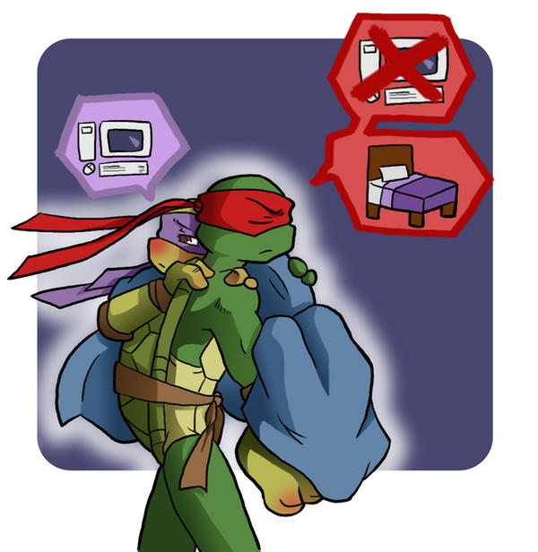 Donatello Tmnt Fanfic