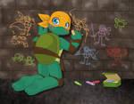 TMNT: Doodle master