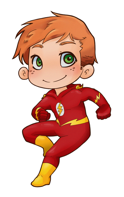 DC: Wally! by NamiAngel