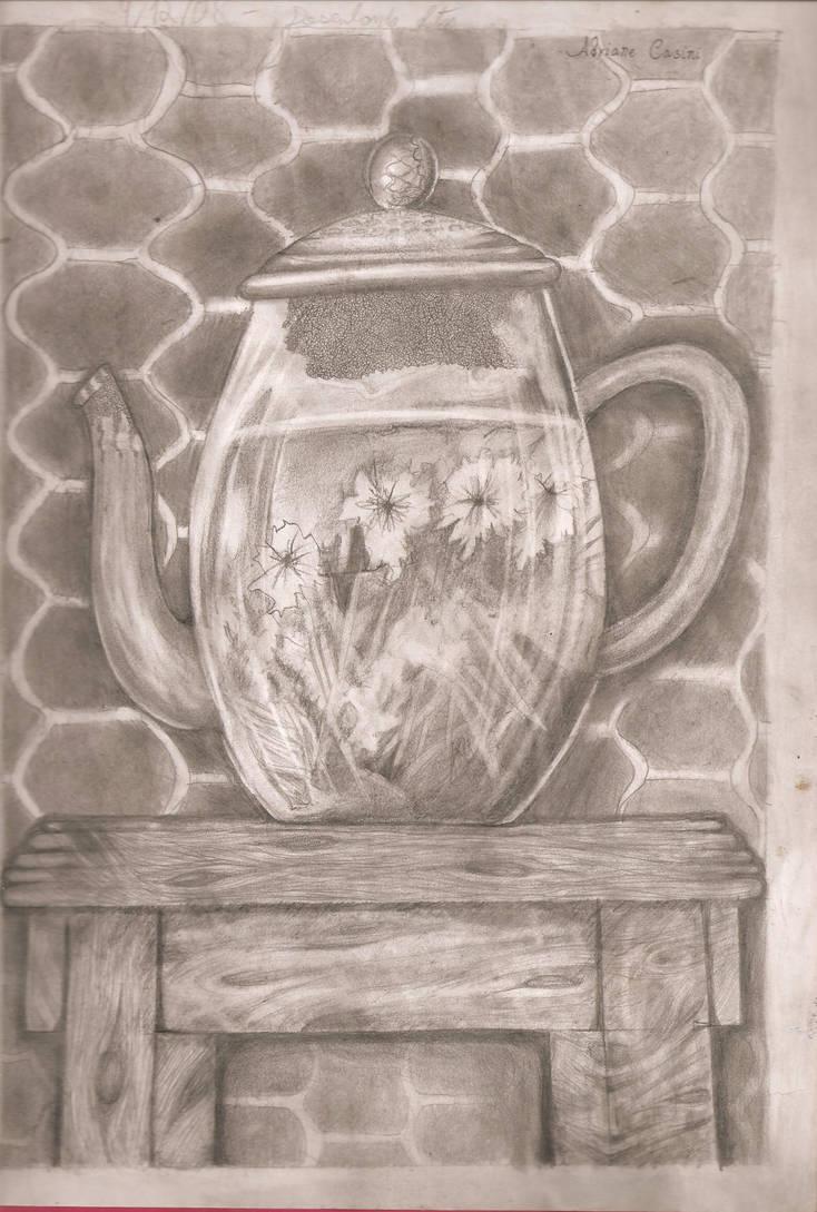Water Jar by AdrianeCasini
