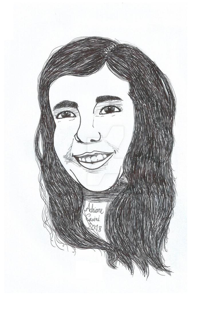 Anna! For Akarudsan by AdrianeCasini