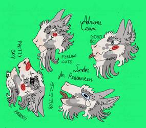 Doodly Headshots for Reiwanzen - Sandor