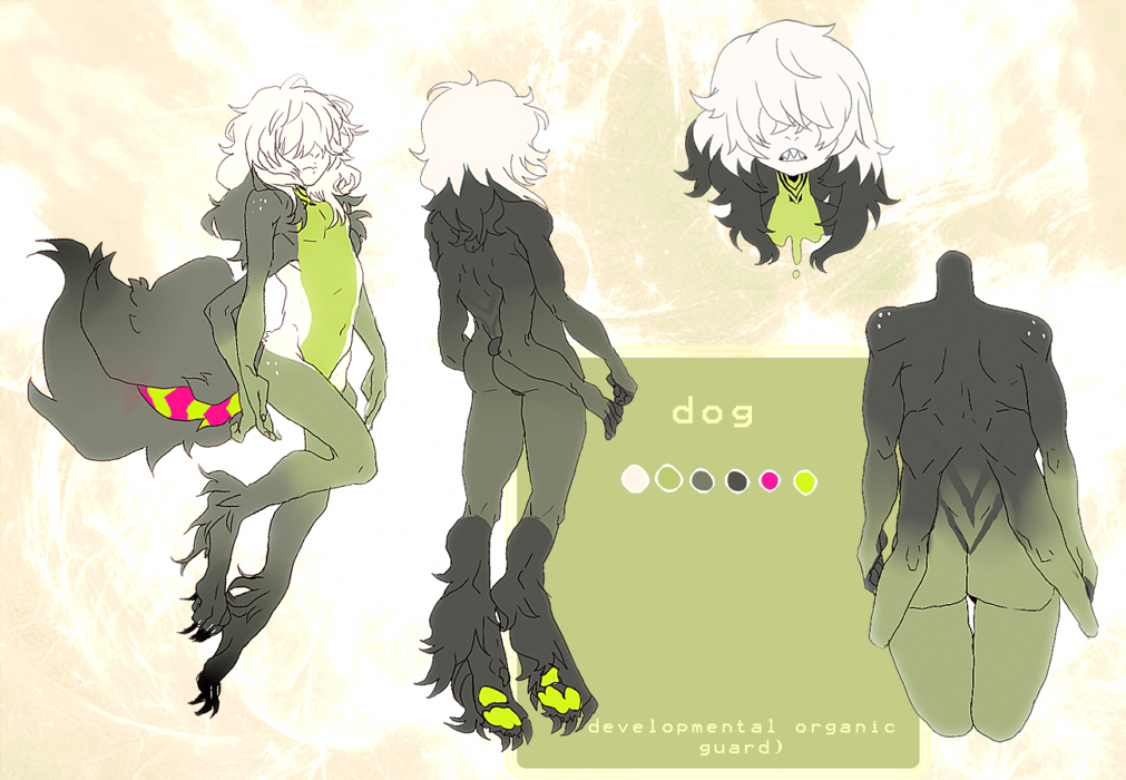 Dog by inflect