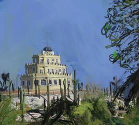 Tovrea Castle by 5kmoe