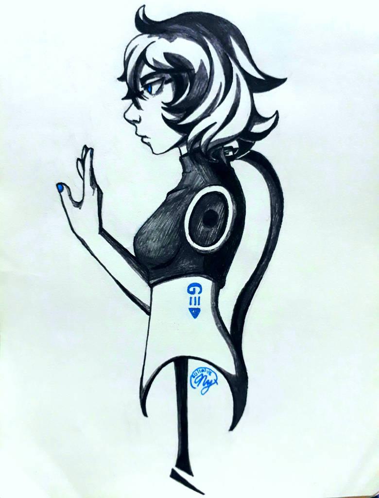 Fem!Googlipier by MizumiFutariYata