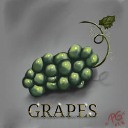Grapes by PG-Artwork